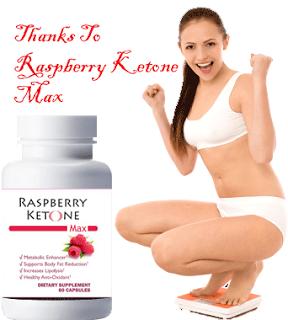 raspberry ketone max'