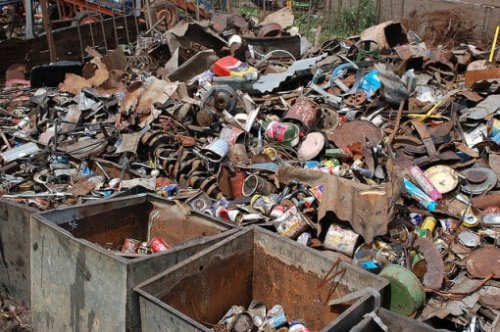 Metal Waste and Recycling'