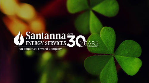 Feeling Lucky With Santanna Energy Services'