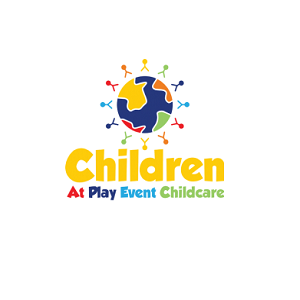 Company Logo For Children At Play Event Childcare'