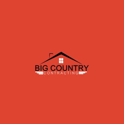 Company Logo For Big Country Contracting'