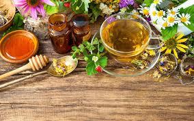 Herbal Tea Market'