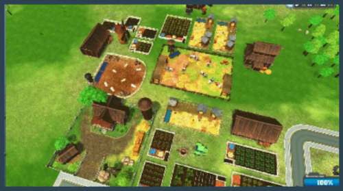 Food Industry: A City Builder & Management Game laun'