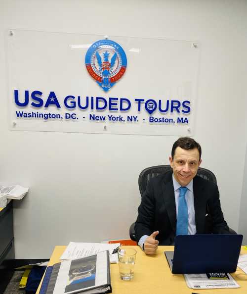 USA Guided Tours  in Boston, MA'