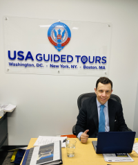 USA Guided Tours  in Boston, MA