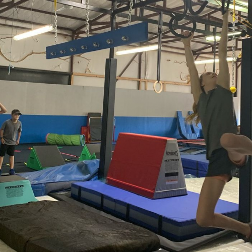 Competitive Gymnastics'