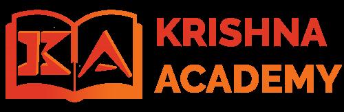 Company Logo For Krishna Academy'