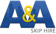 Company Logo For A & A Skip Hire Ltd'