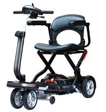 Travel Mobility Scooter'