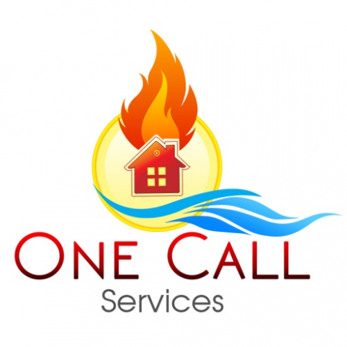 Company Logo For One Call Services'