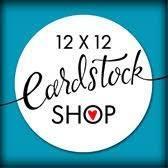 Company Logo For 12x12 Cardstock Shop'