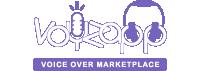 Company Logo For Voyzapp Voice Actor Marketplace'