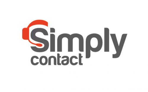 Company Logo For Simply Contact'