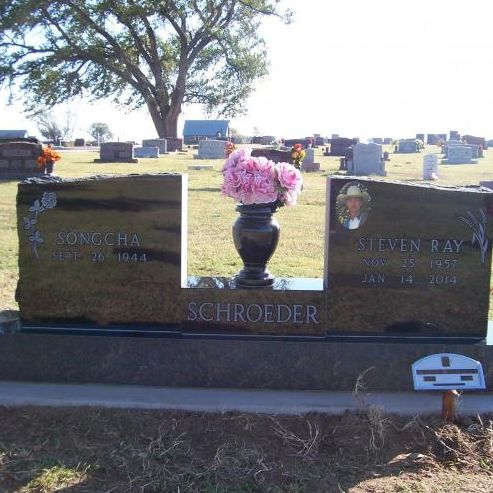 Grave Markers'