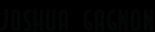 Company Logo For Joshua Gagnon'