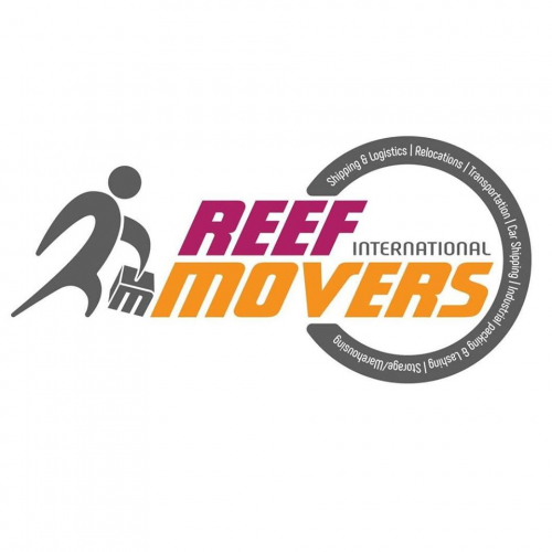 Company Logo For Reef Movers'