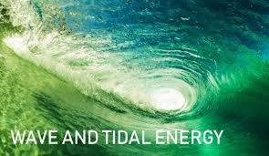 Wave and Tidal Energy Market'
