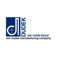 Wm Dudek Manufacturing Logo