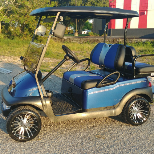 Golf Cart Repair'