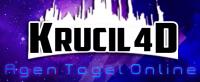 Krucil4D: Agen togel terpercaya Logo