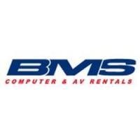 BMS Computer & AV Rentals Logo