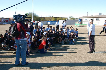 Our Football Camps in Arizona'