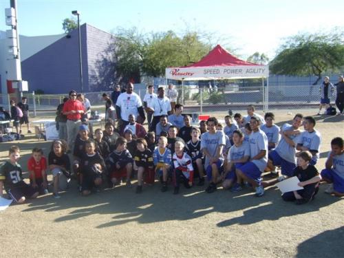 Football Camps Las Vegas'