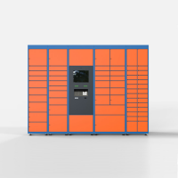Chinese Electronic Lockers Manufacturer to Make No-contact D