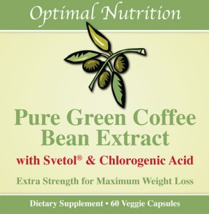 Green Coffee Bean Extract with Svetol'