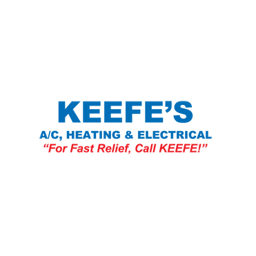 Company Logo For Keefe's AC, Heating & Electric'