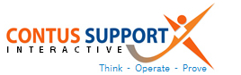 Logo for Contussupport'