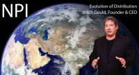 Mitch Gould and  Evolution of Distribution