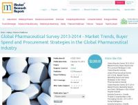 Global Pharmaceutical Survey 2013-2014