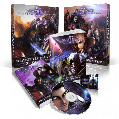 Starcraft Secrets of the Swarm Guide'