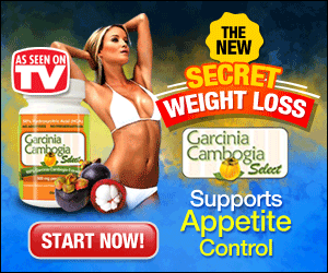 Garcinia Cambogia Bottle'