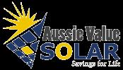 Aussie Value Solar Logo