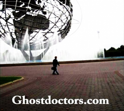 Ghost Doctors Queens NYC's Flushing Meadows Park'