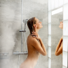 New Big Sexy LED Shower Mirror'