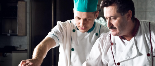 Learn to be a Chef Inside a Restaurant or Hotel Kitchen'