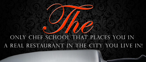 Learn to be a Pro Chef in the City or Town You Live In'