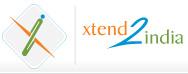 Logo for Xtend2India.com'