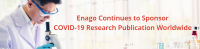Enago Continues To Sponsor COVID-19 Research Publication Wor