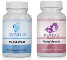 Provillus Hair Regrowth'