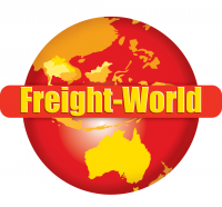 Freight Company Melbourne - Freight-World Freight Forwarders Logo