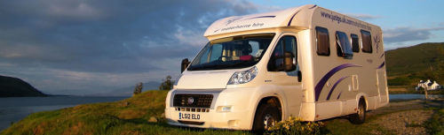 Just go motorhome hire'
