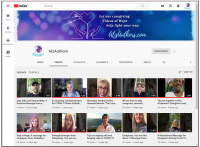 AlzAuthors Videos of Hope on YouTube