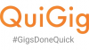 QuiGig - Gigs Done Quick