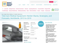 Tele-Care Medical Equipment: Market Shares, Strategies, and