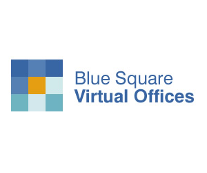 Company Logo For Blue Square Virtual Offices'