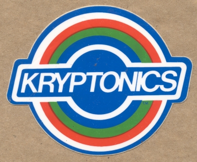 Skate Kryptonics'